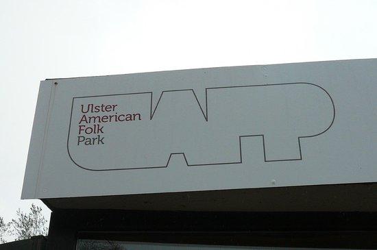 Ulster American Folk Park emblem