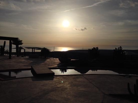 Sheraton Gran Canaria Salobre Golf Resort: sunset