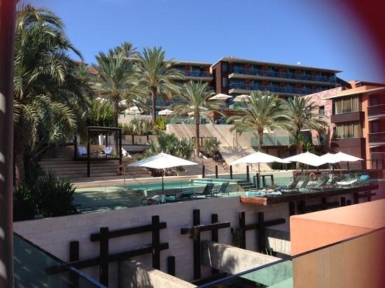 Sheraton Gran Canaria Salobre Golf Resort: 6th floor swimining pools