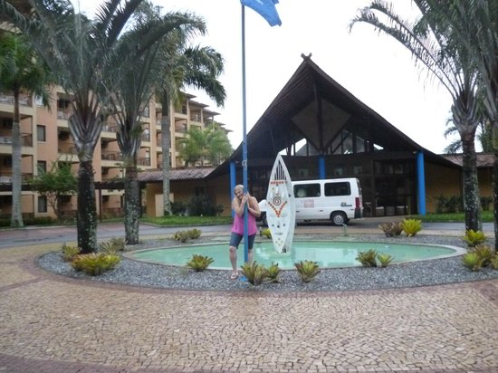 Mercure Angra dos Reis: frente do Hotel