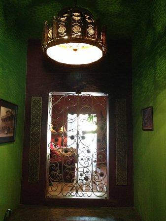 Hotel California: Interior del Lobby