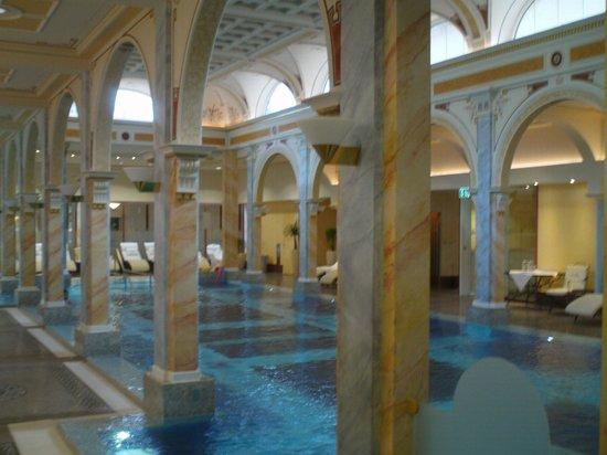 Grand Hotel Quellenhof & Spa Suites: Thermarium