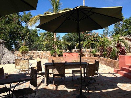 Hotel California: el patio