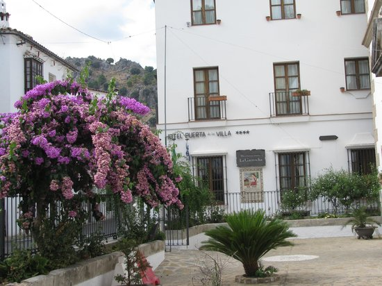 Hotel Puerta de la Villa: Hotel Puerta de la Villa