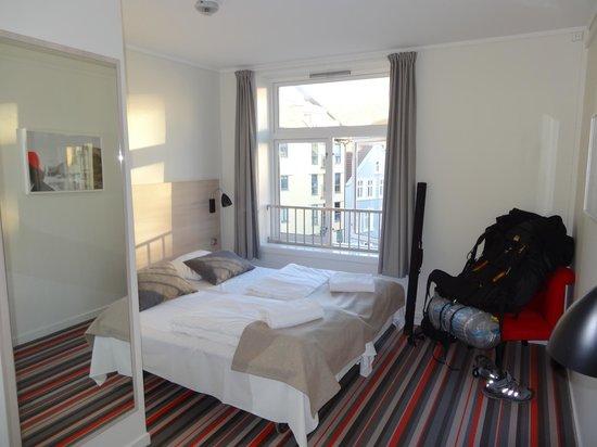 Citybox Bergen: chambre