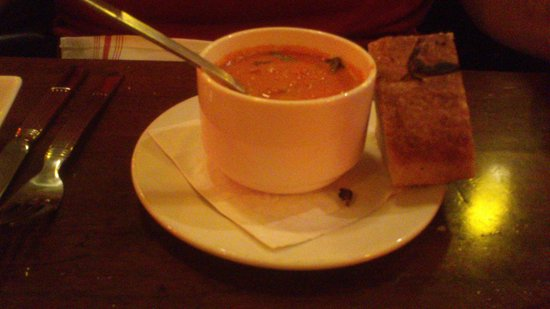 Friendly's: Tomatoes soup