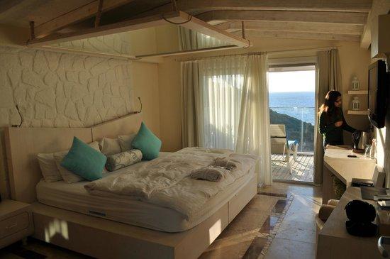 Peninsula Gardens Hotel: Aqua Marine Room