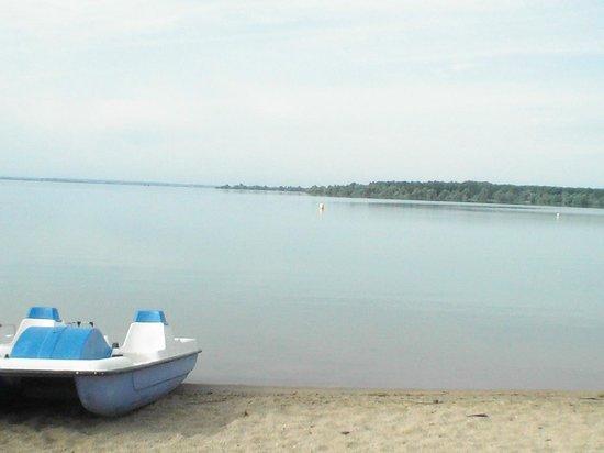 Ferme des Prairies : lac
