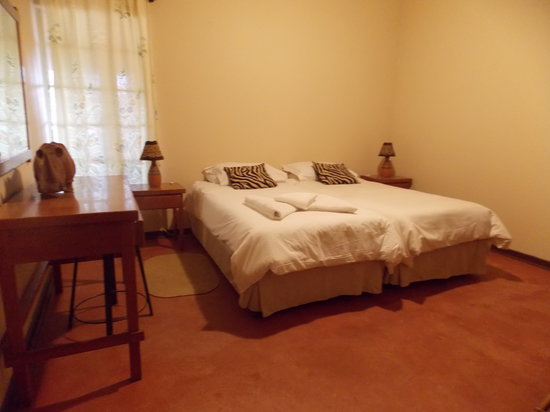 Kruger Gate Guest House : bedroom