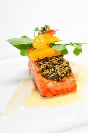 Donovan's Prime Seafood: Salmon