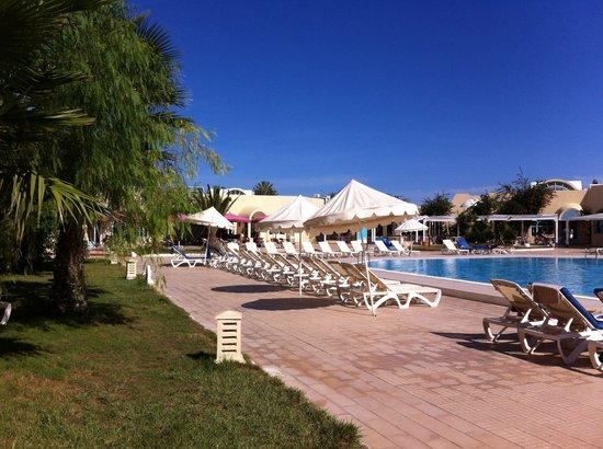Hotel Djerba Les Dunes: Piscine
