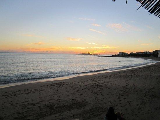 Camping Vejer: Playa Caños de meca