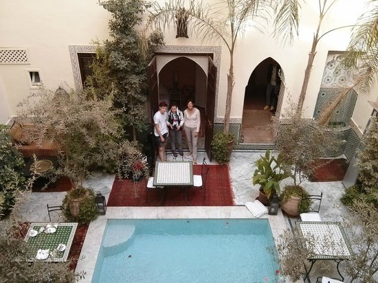 RIad Al Loune : Sooo tranquil!