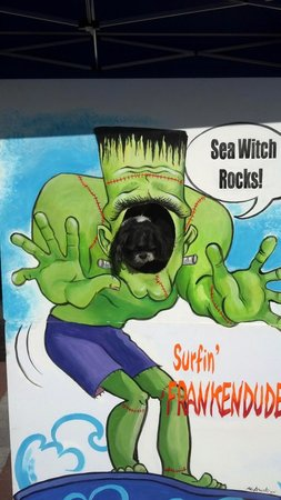 The Homestead at Rehoboth Bed & Breakfast : Sea Witch weekend
