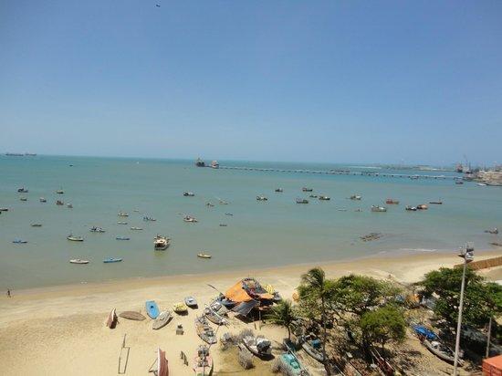 Praia De Mucuripe Foto De Sambura Praia Hotel Fortaleza