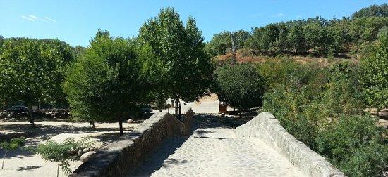 Parador de Jarandilla de la Vera: Roman bridge Jarandilla de la Vera