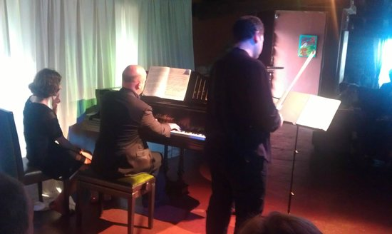 Hotel Monegal: Albert Guinovart y Gabriel Colomé en El Monegal