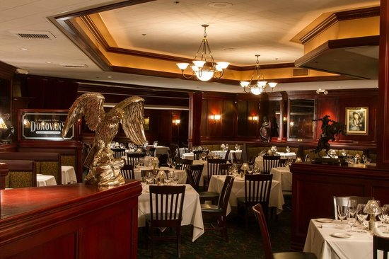 Donovan's Steak and Chop House: Our Main Dining Room