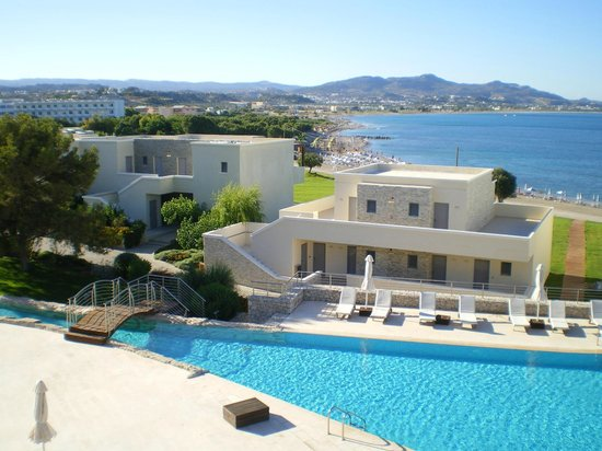 SENTIDO Port Royal Villas & Spa: pool & sea view