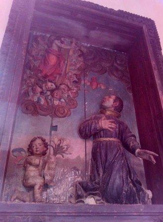 Monasterio de San Francisco: Obra en claustro