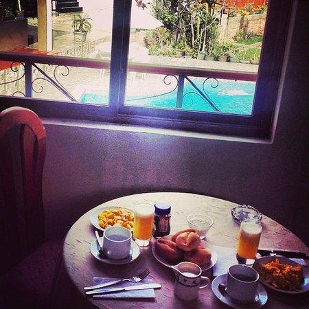Hotel Belle Sand: desayuno