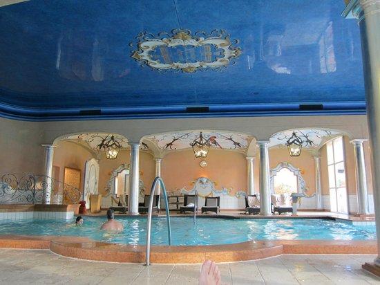 Giardino Ascona: Indoor pool