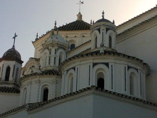 Monasterio de San Francisco : Exterior del Hotel