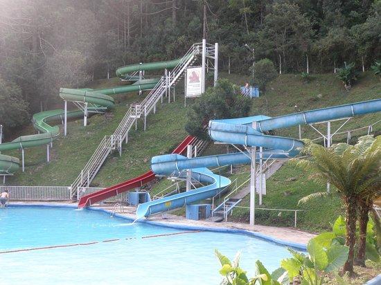 Castro, PR: Parque aquático