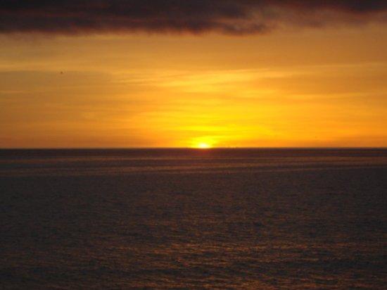 Sushi Mex  - Boulevard El Faro: zonsondergang