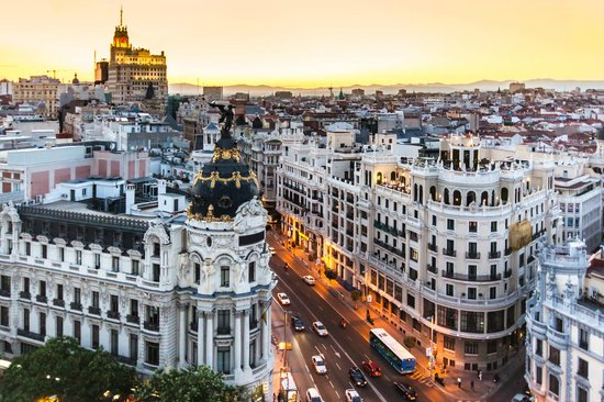Madrid & You