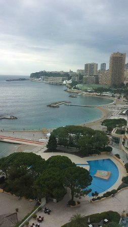 Le Meridien Beach Plaza: Amazing view from the room
