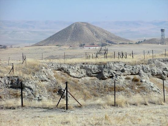 Polatli, Turquia: Gordion Ancient City and Tumulus