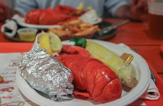 Portland Lobster Co: Lobster