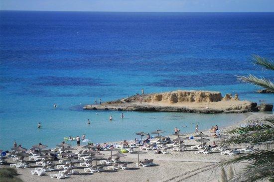 Insotel Tarida Beach Sensatori Resort: Spiaggia