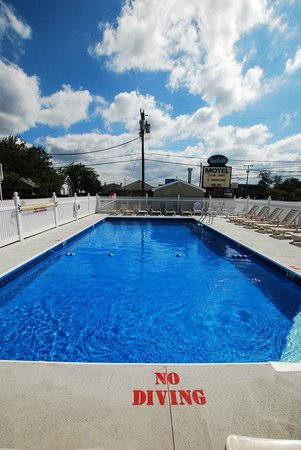 Surfside Motel: Pool