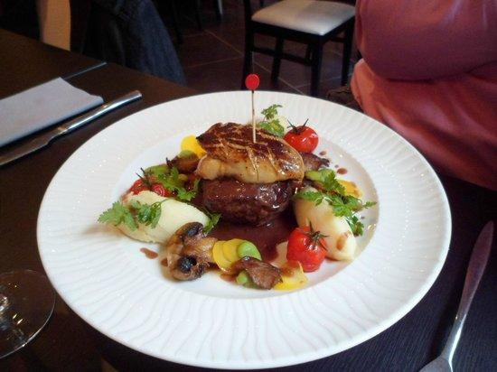 Pav de boeuf et foie gras po l photo de l 39 ardoise lamballe tripadvisor - Horaire ouverture buffalo grill ...