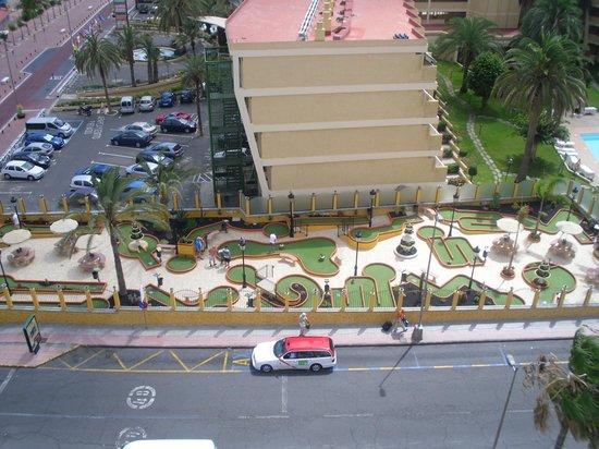 HV Agaete Parque: Minigolf