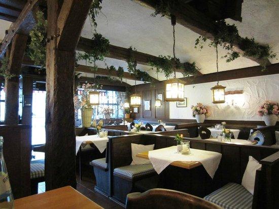 Restaurant Ochs-n Willi : Inside