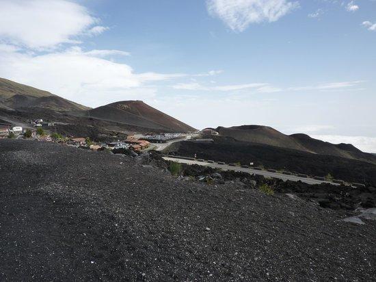 Sicily Limousine Service Day Tours: Mt Etna