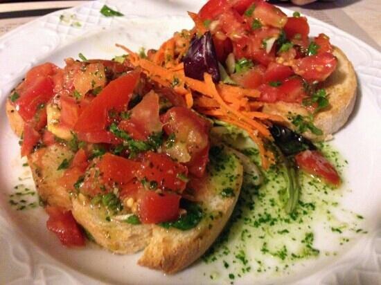 Da Vinci Restaurant: Delicious