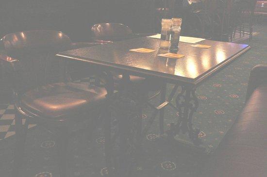 Tables @ Metropole Bar