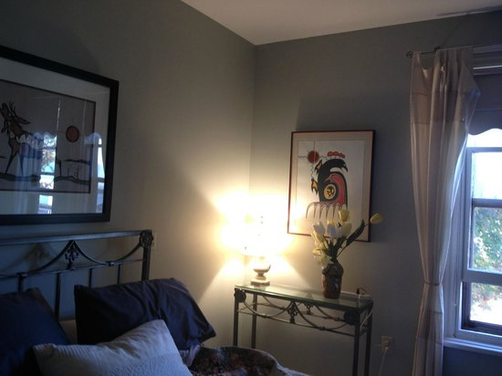 Turtle Island Bed and Breakfast: Turtle Island B&B Bedroom