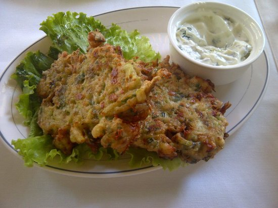 Sempati Turkish Cuisine : Mücver