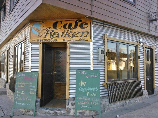 Café Kaikén: cafe kaiken