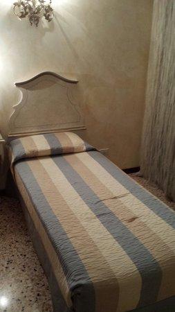 Hotel Mercurio Venezia: Single room