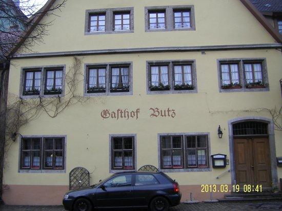Gasthof Butz: Guesthouse in Altstadt (old town)