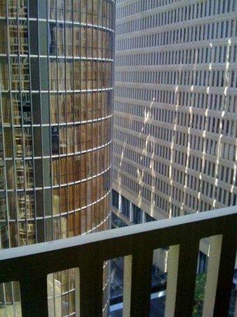 Hyatt Regency Atlanta: Balcony view