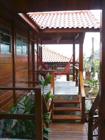 Aratinga Inn: Chalé novo