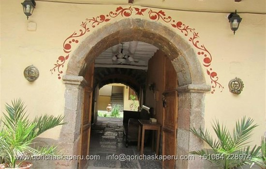 Qorichaska Hostal: Our typical decorations