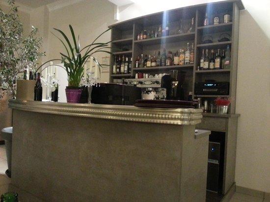 Hostellerie le Chene Dore: Le bar du restaurant